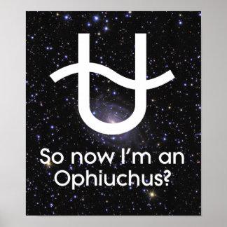 Ophiuchus $24.95 Art Poster