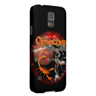 Ophiuchus goth zodiac sign by Valxart.com Case For Galaxy S5