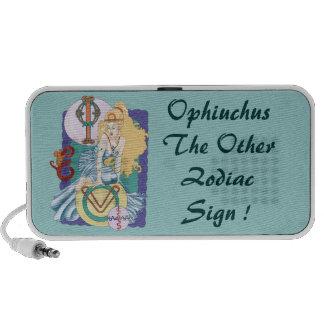¡Ophiuchus la otra muestra del zodiaco Altavoz De Viaje