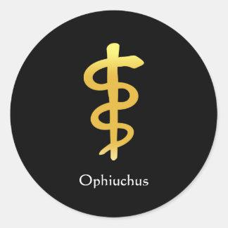 Ophiuchus (Nov. 29 - Dec. 17) Sticker