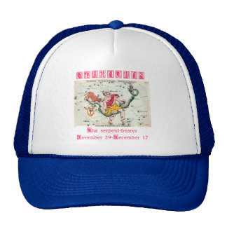 OPHIUCHUS the Serpent Bearer Tshirts, Mugs Trucker Hat