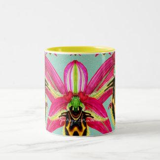 Ophrys cornutula coffee mugs