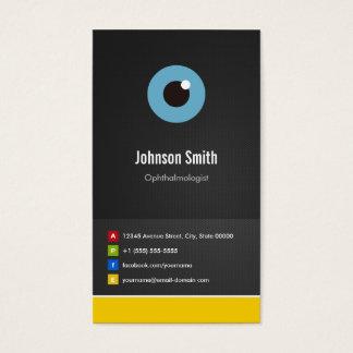Ophthalmologist - Optical Creative Innovative Business Card