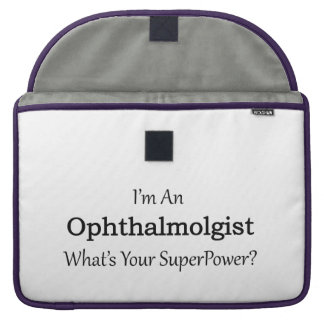Ophthalmologist Sleeve For MacBook Pro