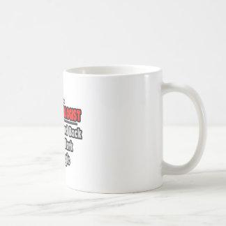 Ophthalmologist ... Stand Back ... Work My Magic Coffee Mug