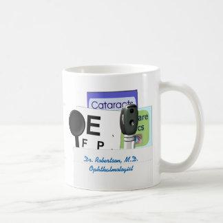 Ophthalmology or Optometry Career Coffee Mug