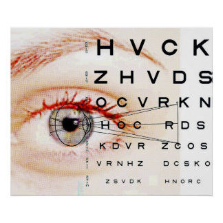 ophthalmology poster