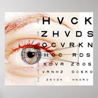 ophthalmology print