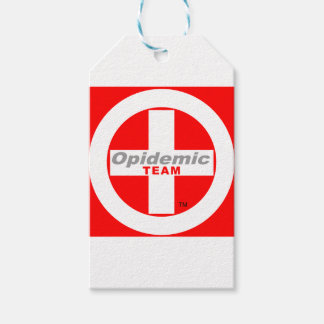 Opidemic Team Gift Tags