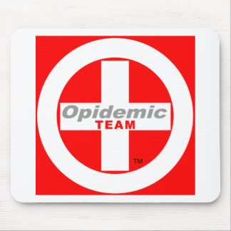 Opidemic Team Mouse Pad