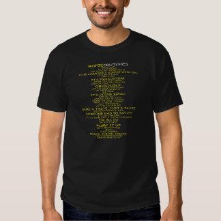 Opie Crutches T-Shirt