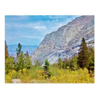 Opinión #10 del rastro del Mt Whitney: Más allá Tarjetas Postales