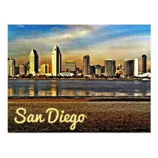 Opinión 1 de la ciudad de San Diego Postales