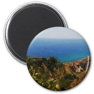 Opinión 1 de Taormina Imán Redondo 5 Cm