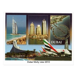 Opinión 2010 de Dubai Multy Tarjeta Postal