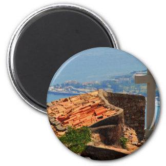 Opinión 4 de Taormina Imán Redondo 5 Cm
