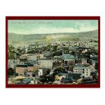 Opinión Adams del norte, vintage 1911 de Massachus Tarjeta Postal