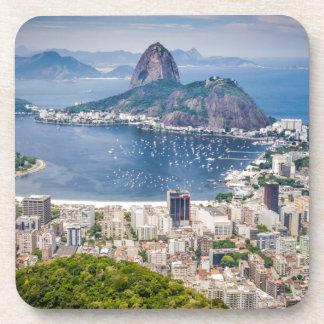Opinión aérea de Río de Janeiro Posavaso