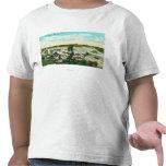 Opinión aérea el StadiumSan Diego, CA Camiseta