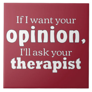 Opinion ask therapist wf tile