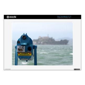 Opinión de Alcatraz Calcomanía Para Acer Chromebook