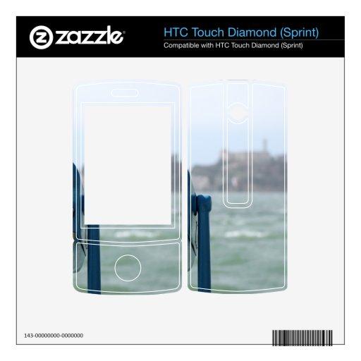 Opinión de Alcatraz HTC Touch Diamond Calcomanías