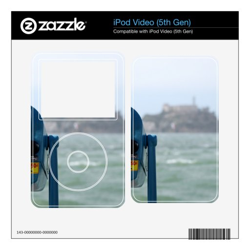 Opinión de Alcatraz iPod Video Skin