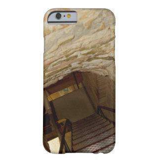 Opinión de alto ángulo de una escalera, La Funda De iPhone 6 Barely There