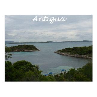 Opinión de Antigua Tarjeta Postal