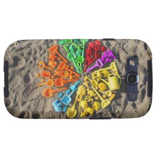Opinión de arriba los niños coloridos plásticos samsung galaxy s3 carcasas