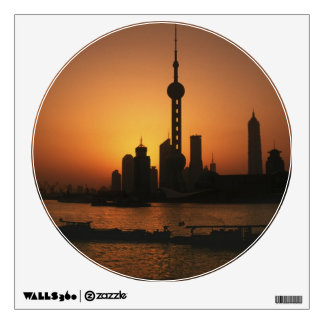 Opinión de ASIA, China, Shangai de la perla orient