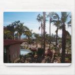Opinión de Cabo San Lucas de mi ventana Tapete De Ratones