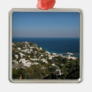 Opinión de Capri del puerto deportivo grande Ornamentos De Reyes Magos
