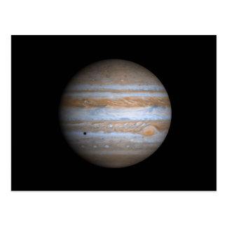 Opinión de Cassini de la NASA de Júpiter Postal