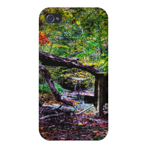 Opinión de Creekside iPhone 4 Cárcasa