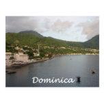 Opinión de Dominica Tarjetas Postales