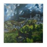 Opinión de El Greco de la teja de Toledo