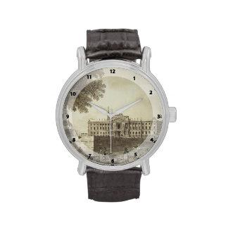 Opinión de Giacomo Quarenghi- del palacio de San M Relojes De Pulsera