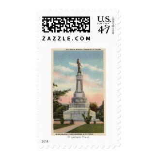 Opinión de James W. Marshall Monument # 1 Estampilla