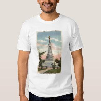 Opinión de James W. Marshall Monument # 1 Remeras