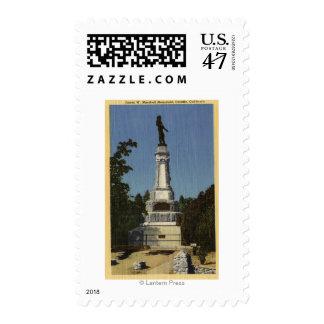 Opinión de James W. Marshall Monument # 2 Estampillas