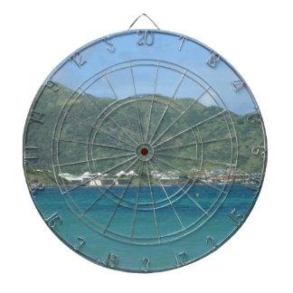 Opinión de la bahía de Oriente del norte Tablero De Dardos