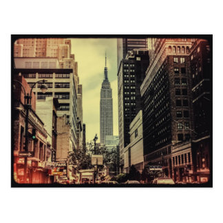 Opinión de la calle del imperio tarjeta postal