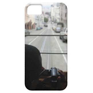 Opinión de la calle del teleférico de SF iPhone 5 Funda