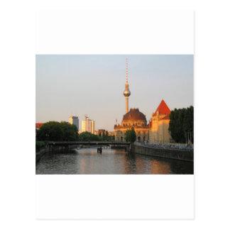 Opinión de la ciudad de Berlín sobre la diversión Postal