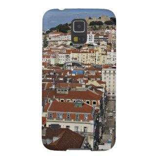 Opinión de la ciudad de Lisboa Funda Para Galaxy S5