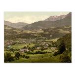 Opinión de la ciudad de Reichenau Tarjeta Postal