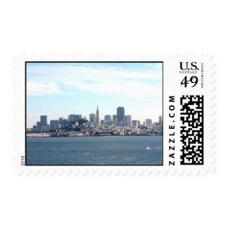Opinión de la ciudad de San Francisco de la bahía Sellos