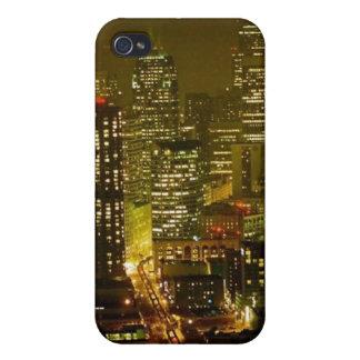 Opinión de la ciudad de Seattle iPhone 4 Coberturas