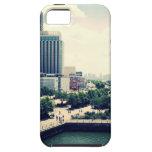 Opinión de la ciudad iPhone 5 Case-Mate fundas